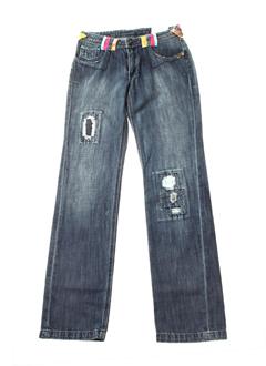 teddy smith jeans fille de couleur jean