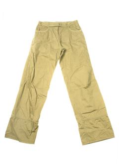 mexx pantalons garçon de couleur kaki