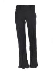 Pantalon casual marron JAYKO pour femme seconde vue