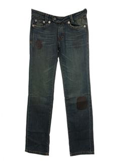 april 77 jeans femme de couleur jean