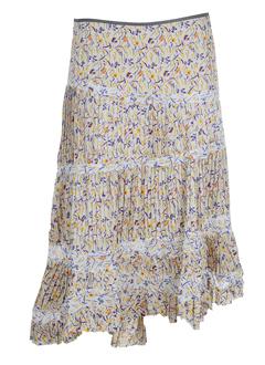 cotelac jupes femme de couleur imprime