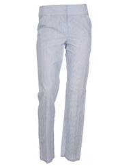 Pantalon casual rayure LES PRAIRIES DE PARIS pour femme seconde vue