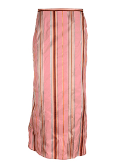 nathalie garcon jupes femme de couleur rose