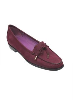 Mocassins violet GARDENIA pour femme