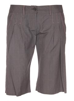 hybris shorts / bermudas femme de couleur gris