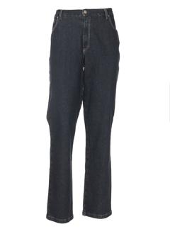 rosa rosam jeans femme de couleur bleu fonce