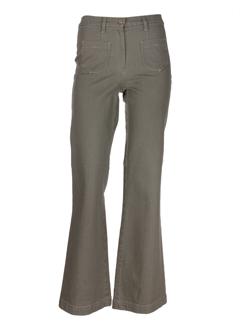 rosa rosam jeans femme de couleur kaki