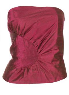 paule vasseur chemises femme de couleur lie de vin