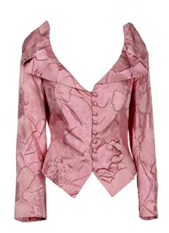 paule vasseur vestes femme de couleur rose pale