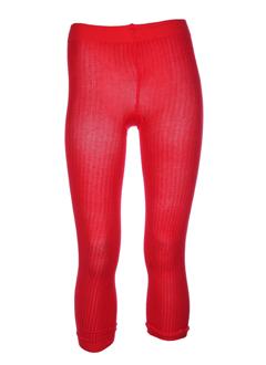 fornarina pantacourts femme de couleur rouge