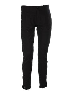 Pantalon casual noir CHARLIE JOE pour femme
