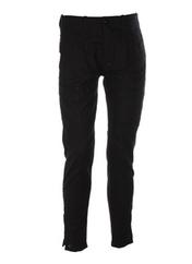 Pantalon casual noir CHARLIE JOE pour femme seconde vue