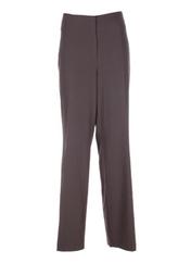 Pantalon chic gris ORWELL pour femme seconde vue