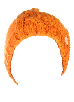 Bonnet orange TEDDY SMITH pour fille