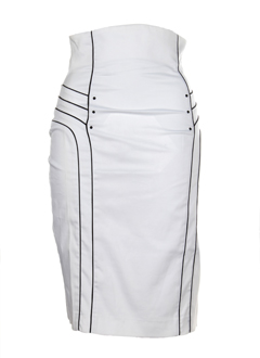 ikito robes femme de couleur blanc