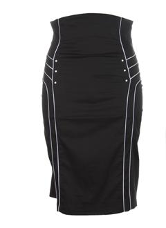 ikito robes femme de couleur noir