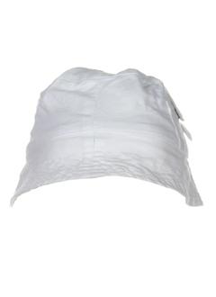 3 et pommes chapeaux et bonnets fille de couleur blanc (photo)