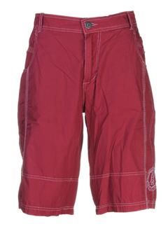pre end shorts / bermudas homme de couleur bordeaux