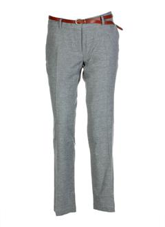Pantalon chic gris JOSEPHINE ET C.O pour femme