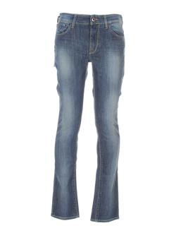 guess jeans jeans homme de couleur bleu