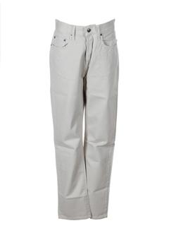 teddy smith pantalons homme de couleur beige