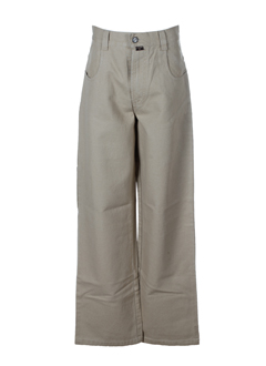 teddy smith pantalons homme de couleur sable