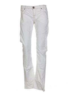 guess jeans jeans femme de couleur blanc