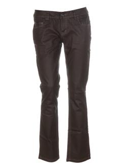 ltb jeans femme de couleur marron