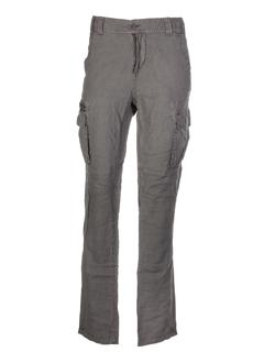 freeman t.porter pantalons femme de couleur taupe