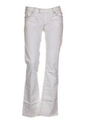 Pantalon casual blanc PHARD pour femme seconde vue