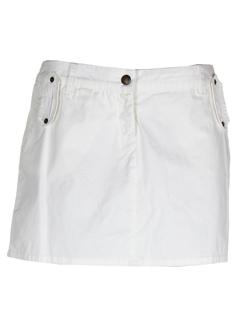 einstein jupes femme de couleur blanc