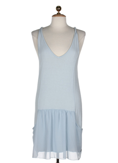 only robes femme de couleur bleu ciel