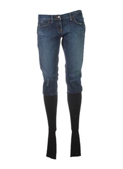 bray et steve et alan pantalons et decontractes femme de couleur bleu