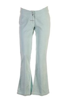 gotcha pantalons femme de couleur bleu ciel