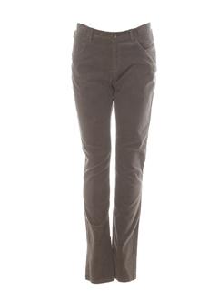 taboo pantalons femme de couleur violine