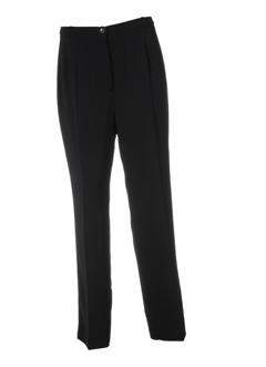 modissimo pantalons femme de couleur noir