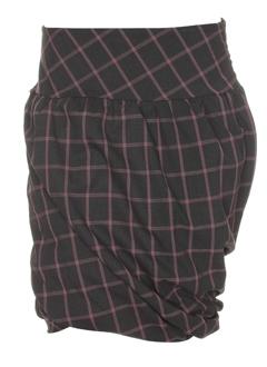 gene jupes femme de couleur gris