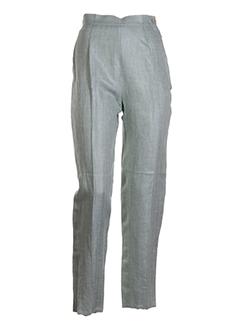 tasouris pantalons femme de couleur bleu ciel
