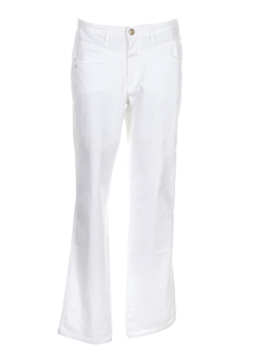 not your daughter's jeans jeans femme de couleur blanc