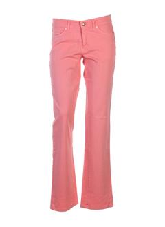 Jeans coupe droite corail AIRFIELD pour femme