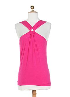 dp jeans chemises femme de couleur rose