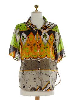 quattro chemises femme de couleur taupe