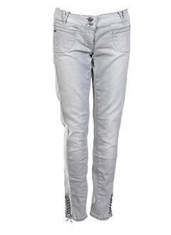 miss sixty jeans femme de couleur gris clair
