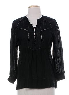 day birger et mikkelsen chemises femme de couleur noir