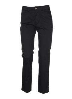 aqua pantalons et decontractes femme de couleur noir