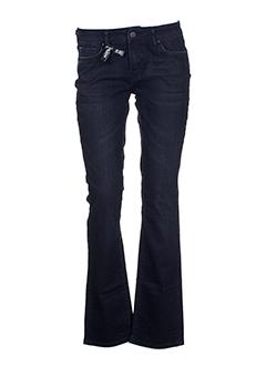 corleone pantalons et decontractes femme de couleur noir