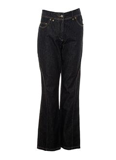 antognini jeans jeans femme de couleur noir