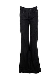 mcp jeans femme de couleur noir