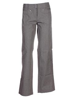 sandwich pantalons femme de couleur kaki
