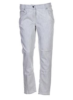 sandwich jeans femme de couleur gris clair